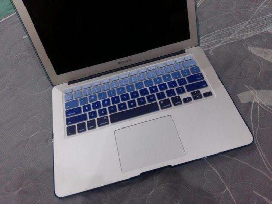 Lót bàn phím Macbook silicon