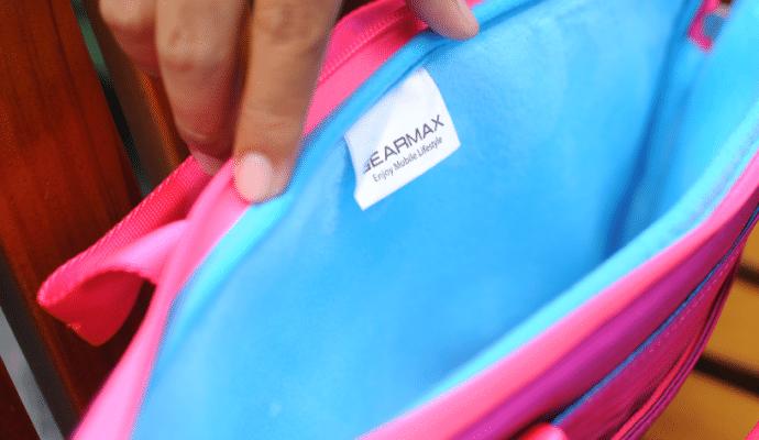 Túi chống shock Macbook GearMax Slim 3