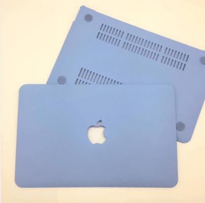 Case Macbook Màu Pastel (Xanh dương)