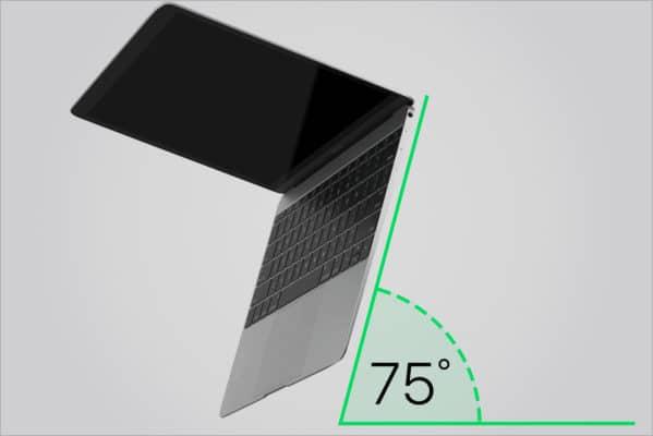 Bình xịt khí nén vệ sinh bàn phím Macbook2