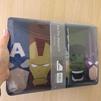 Case Macbook phiên bản Avenger cho ai là fan