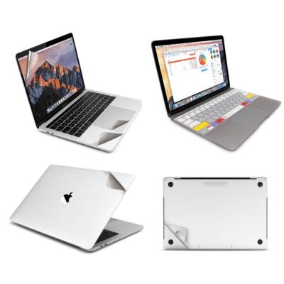 Combo dán Macbook 5in1 và lót phím JCPAL