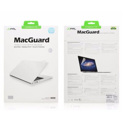 Bộ dán Macbook JCPAL 5in1 Macguard