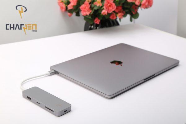 Hub USB Type-C CharJen Pro Premium 7in1