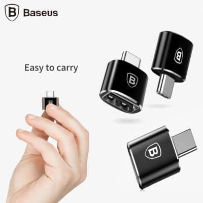 Đầu chuyển USB Type-C ra USB Type-A Baseus