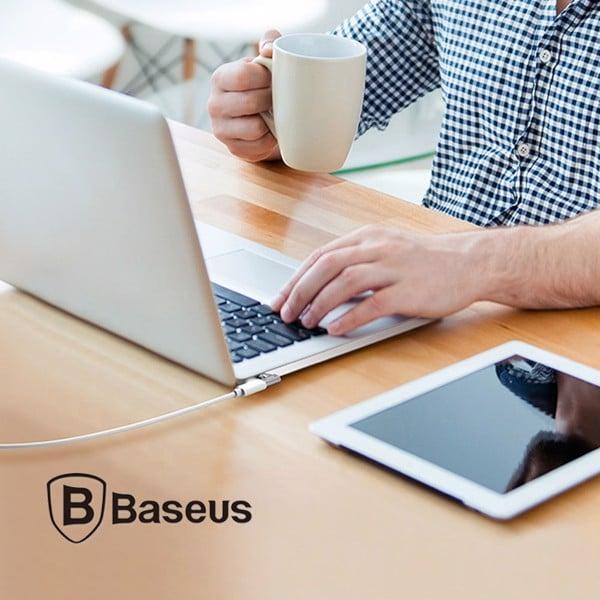 Đầu sạc nam châm Baseus Type-C Magnet Connector bên 1 tách cafe