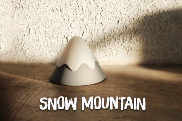 Đèn Led Thông Minh Núi Tuyết