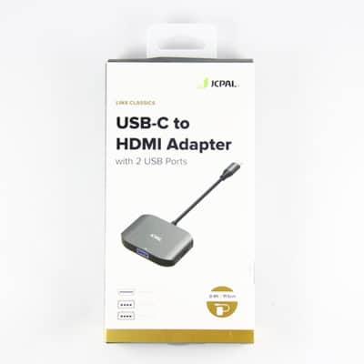 Cổng chuyển Type-C ra HDMI JCPAL