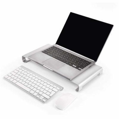 Kệ để Imac/ Macbook kèm USB Hub