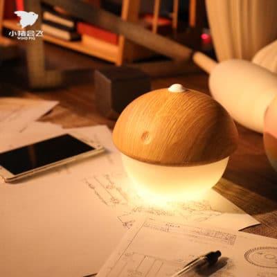 Hoàn toàn có thể đọc sách với đèn Hạt dẻ